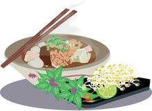 36-noodle-NK1 Stock Image