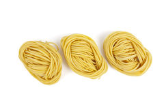 Noodle orderly Royalty Free Stock Image