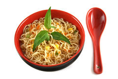 Noodle Soup 1 Royalty Free Stock Photos