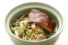 Noodle Soup Royalty Free Stock Photography