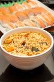 Noodle soup. Stock Photos