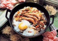 Noodle Soup Stock Images