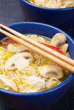 Noodle soup Royalty Free Stock Photos