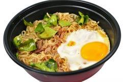 Noodle soup Stock Photos