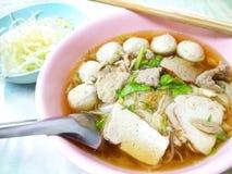 Noodle soup Stock Photography