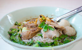Noodle soup Royalty Free Stock Images