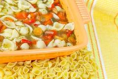 Noodle soup Stock Photo