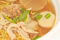Noodle Stock Image