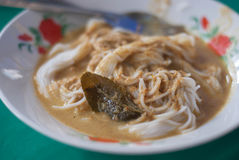 Noodle of Thai Stock Photography