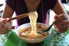 Noodle Stock Photo