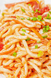 Noodle Udon Στοκ φωτογραφίες με δικαίωμα ελεύθερης χρήσης