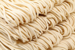 κινεζικό noodle uncook Στοκ Εικόνες