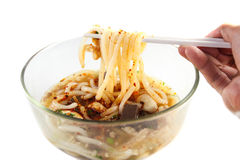 Noodle of Vietnam Stock Images