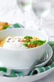 noodles Ασιάτης αυγών κυνήγησαν & Στοκ φωτογραφία με δικαίωμα ελεύθερης χρήσης