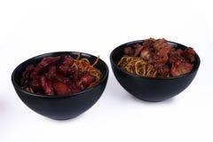 noodles Ασιάτης στοκ εικόνα