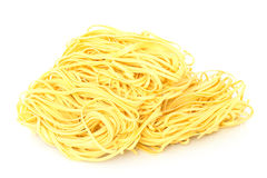 noodles αυγών Στοκ Εικόνες