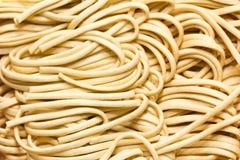 Noodles αυγών Στοκ Φωτογραφίες