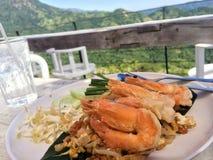 noodles γεμίζουν Ταϊλανδό στοκ φωτογραφία με δικαίωμα ελεύθερης χρήσης