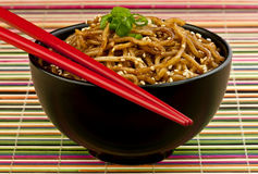 noodles κύπελλων Στοκ φωτογραφία με δικαίωμα ελεύθερης χρήσης