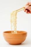 noodles κύπελλων στοκ φωτογραφία