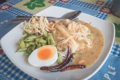 noodles πικάντικα Στοκ Φωτογραφία