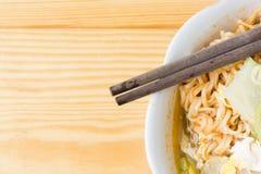 noodles πικάντικα Στοκ εικόνες με δικαίωμα ελεύθερης χρήσης