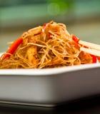 Noodles ρυζιού Στοκ φωτογραφία με δικαίωμα ελεύθερης χρήσης