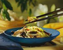 noodles ρύζι Στοκ φωτογραφία με δικαίωμα ελεύθερης χρήσης