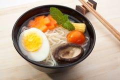 Noodles σούπας Στοκ Εικόνα