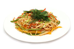 Noodles Royalty Free Stock Photo