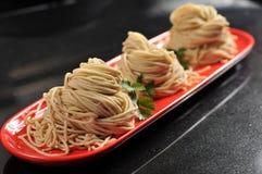 Noodles Στοκ εικόνες με δικαίωμα ελεύθερης χρήσης