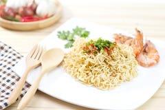 noodles Imagem de Stock