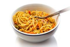 noodles Fotos de Stock