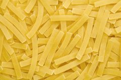 Noodles background Stock Photo