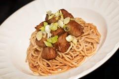 noodles chińskich Obrazy Stock