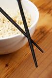 noodles chińskich Obraz Royalty Free