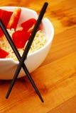 noodles chińskich fotografia stock