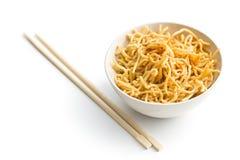 noodles chińskich Zdjęcia Stock