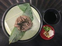 Noodles clod set. Stock Photography