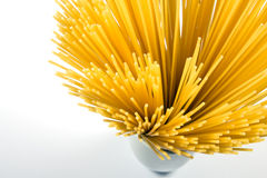 Noodles in a Cup Stock Image