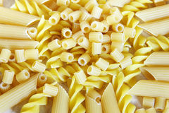 Noodles or pasta Royalty Free Stock Photo