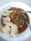 The noodles stock photos