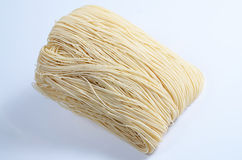 Noodles. Instant noodles on the market Royalty Free Stock Photography