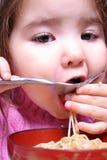 noodles kolację Obrazy Royalty Free