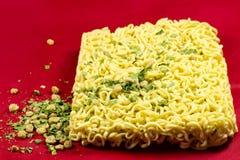noodles natychmiastowi Zdjęcia Stock