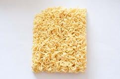 noodles natychmiastowi Obraz Stock