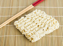 noodles natychmiastowi Obraz Royalty Free