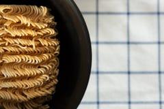 noodles natychmiastowy Obrazy Royalty Free