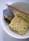 noodles natychmiastowy zdjęcie royalty free