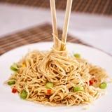 Noodles Ramen Στοκ εικόνες με δικαίωμα ελεύθερης χρήσης